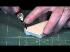 How to make your own rubber stamps video