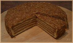 Medovník Bread, Cake, Recipes, Food, Brot, Kuchen, Essen, Baking, Eten