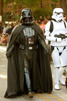 Sewing Pattern for Darth Vader Costume