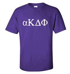 alpha Kappa Delta Phi Sorority Gear