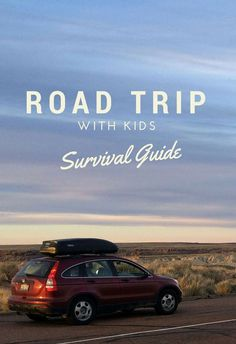 SURVIVING A CROSS COUNTRY ROAD TRIP WITH FAMILY