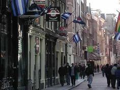 Warmoesstraat - Shopping for Souvenirs and More