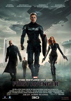 Vecchio Logan: Capitan America : The Winter Soldier - Sembrava im...