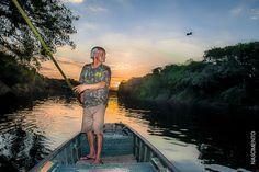 Pescador do Rio Piracicaba