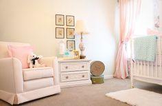 Charming in Charlotte: Nursery Talk