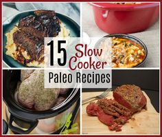 Pin10 Share2 Tweet +1 StumbleShares 12Sticking to a diet can be hard, but sticking to a paleo diet can be even harder. There are so many hidden ingredients, that we don't even realize! Your slow cooker can be your best weapon when it comes to eating the Paleo way! Some of them even make great freezer meals! Here are 15 slow cooker paleo recipes that are perfect for dinner, lunch,