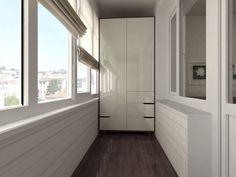 лоджия дизайн шкаф - Поиск в Google
