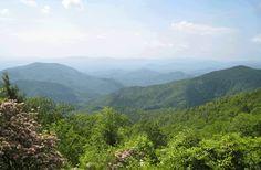 blue ridge mountains, childhood memories, carolina hotel, ridg mountain, blue ridge parkway, mountain homes, blues, asheville nc, north carolina