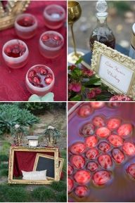 Marsala Wedding Details | Mark Martinez Photography - Marsala Wedding Love
