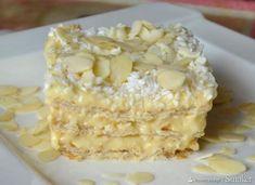Rafaello na krakersach - przepis bez pieczenia Macaroni And Cheese, Oatmeal, Food And Drink, Sweets, Bread, Breakfast, Ethnic Recipes, Cakes, Polish