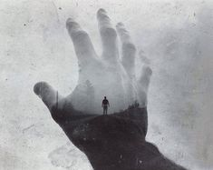 To find truth, sometimes you have to reach into the darkness. by Brandon Kidwell