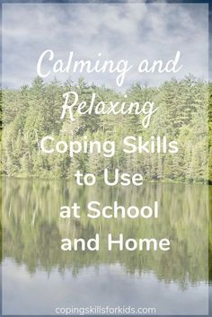 Relaxation Coping Skills - Activities to help kids calm down at home and at school — Coping Skills for Kids Coping Strategies For Stress, Coping Skills Activities, Anxiety Coping Skills, Counseling Activities, School Counseling, Calming Activities, Mindfulness Activities, Group Activities, How To Handle Stress