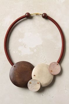 Bound By Gravity Necklace