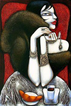 Painting © by Ira Tsantekidou