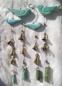 Organic Ceramics: Chimes