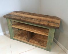 Pallet Tv Stand corner tv stand made from pallets --- #pallets #palletproject