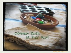 Celebrate Earth {A Play Date}