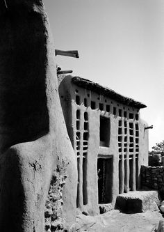 Hogon House, Ogel ley, Sanga, Mali. Photo: James Morris.