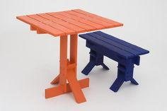 HFDL Outdoor Furniture by Fabien Cappello in thisispaper.com