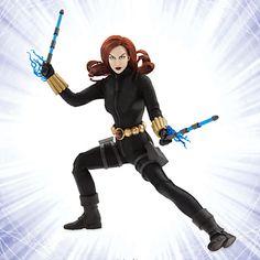 Marvel Ultimate Series Black Widow Premium Action Figure - 10'' H | Disney Store