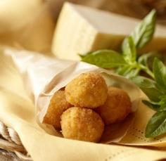 #Arancini: Sicilian Party Bites