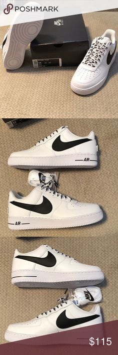 Nike Air Force 1'07 Lv8 Sport Nba Zapatillas Blanco from Nike on 21 Buttons