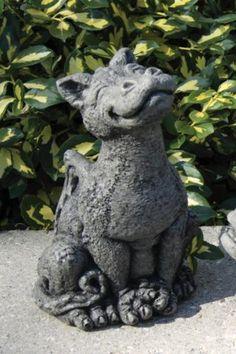 Beau Garden Gargoyle Statue | Garden Statues | Animal Statues U0026 Accents |  Pinterest | Garden Statues, Gardens And Green Man