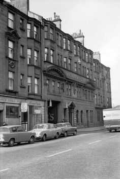 Gallowgate (Barr's Factory Entrance) - July 1968