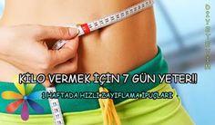 1 haftada zayıflama önerileri Diet, Banting, Diets, Per Diem, Food