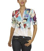 Desigual Women's Shirts and Tops. Buy Online in the Official Store Desigual