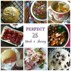 25 Perfect Meals for Sharing from @Eat2gather