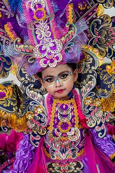 Jember Fashion Carnaval Jember East Java Indonesia Copyright For This Gallery
