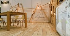 hüma auf der INTERNORGA 2015 Loft, Bed, Furniture, Home Decor, Decoration Home, Stream Bed, Room Decor, Lofts, Home Furnishings