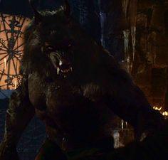 """CGI werewolf from """"Van Helsing"""".  Best looking Hollywood werewolf to date!"""