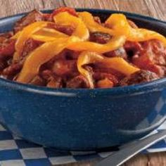 Famous Dave's Recipes | How to Make Famous Dave's BBQ and Burgers (Page 2) Famous Dave's Chili Recipe, Chili Recipes, Copycat Recipes, Daves Bbq, Cooking Tips, Cooking Recipes, Famous Daves, Restaurant Recipes, Allrecipes