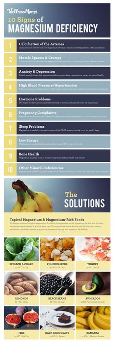 Magnesium deficiency can lead to hormone imbalance, weak bones, cardiovascular problems, anxiety, sleep problems, pregnancy trouble & more.