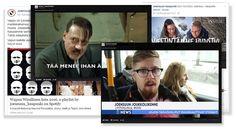 Joensuun kaupunki viestii Hitler-videoin ja kuhameemein. Soitimme Joensuuhun ja kysyimme, mistä on kyse.