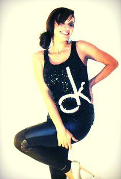 Blusa Calvin Klein Paete....