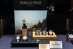 Bortolin Gioielli Udine - le nostre vetrine #audemarspiguet #gioielli #orologi. Visita il nostro sito www.bortolingioielli.it