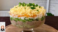 Нежнейший Салат из Печени Трески, Очень РЕКОМЕНДУЮ | Salad Recipe| Ольга Матвей - YouTube