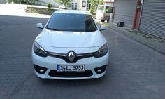 FLUENCE FLUENCE TOUCH 1.5 DCI 90 2014 Renault Fluence FLUENCE TOUCH 1.5 DCI 90
