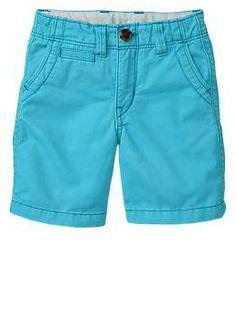Flat-front shorts | Gap