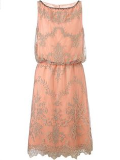 I'm wearing this to a wedding, but how gorgeous would it be for bridesmaids?!    Monsoon Etienne Dress