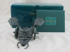 """WDCC Enchanted Places """"Hades Chariot"""" from Disney's Hercules iin Box with COA by LovelyTeaCupsandMore on Etsy"""