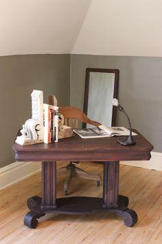Home office at Bea. MoXie Ladies, LLC.