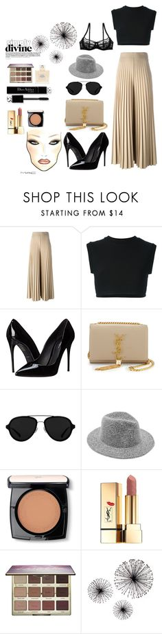 """Untitled #42"" by natalieordnz on Polyvore featuring Givenchy, adidas Originals, Dolce&Gabbana, Yves Saint Laurent, 3.1 Phillip Lim, Lancôme, tarte and Balmain"