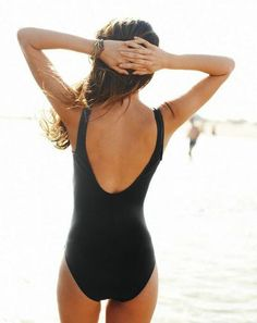 I love the back on this suit, of course, the body would help too!