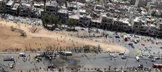 Al menos 55 personas murieron y otras 372 resultaron heridas en dos atentados suicida con coche bomba perpetrados en un barrio de Damasco este jueves, indicó en un comunicado el ministerio de Interior, citado por la televisión pública.