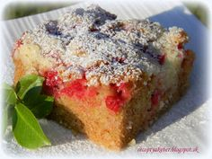 Sweet Cakes, Meatloaf, Cornbread, Nutella, Great Recipes, Banana Bread, Muffin, Food And Drink, Sweets