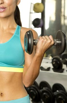 It's a series of small things that contribute to overall weight loss, but strength training is one of the most important aspects.